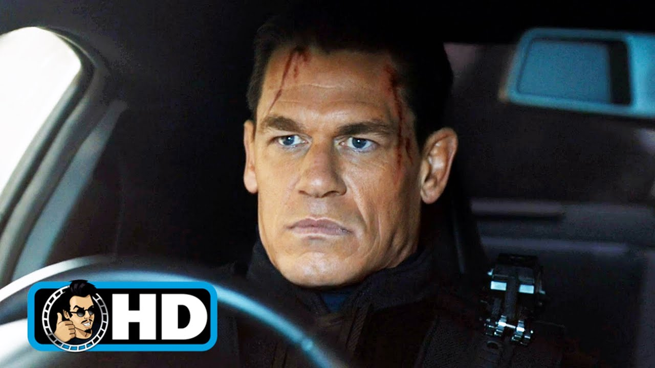 "F9: THE FAST SAGA Clip – ""Magnet Truck"" (2021) John Cena"