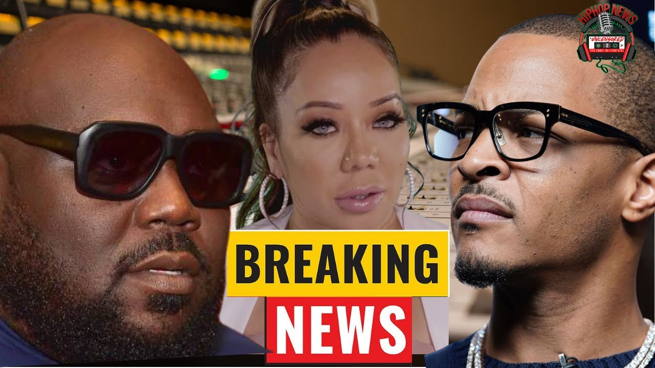 """Faizon Love Drops The Real About T.I. & Tiny's Sexual Abuse Accusers """"Its Extortion"""""""