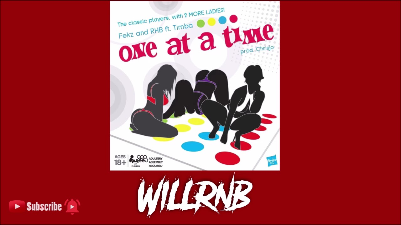 Fekz & RHB Feat. Timba – One At A Time (Prod. by Chrisjo)(RnBass Music)