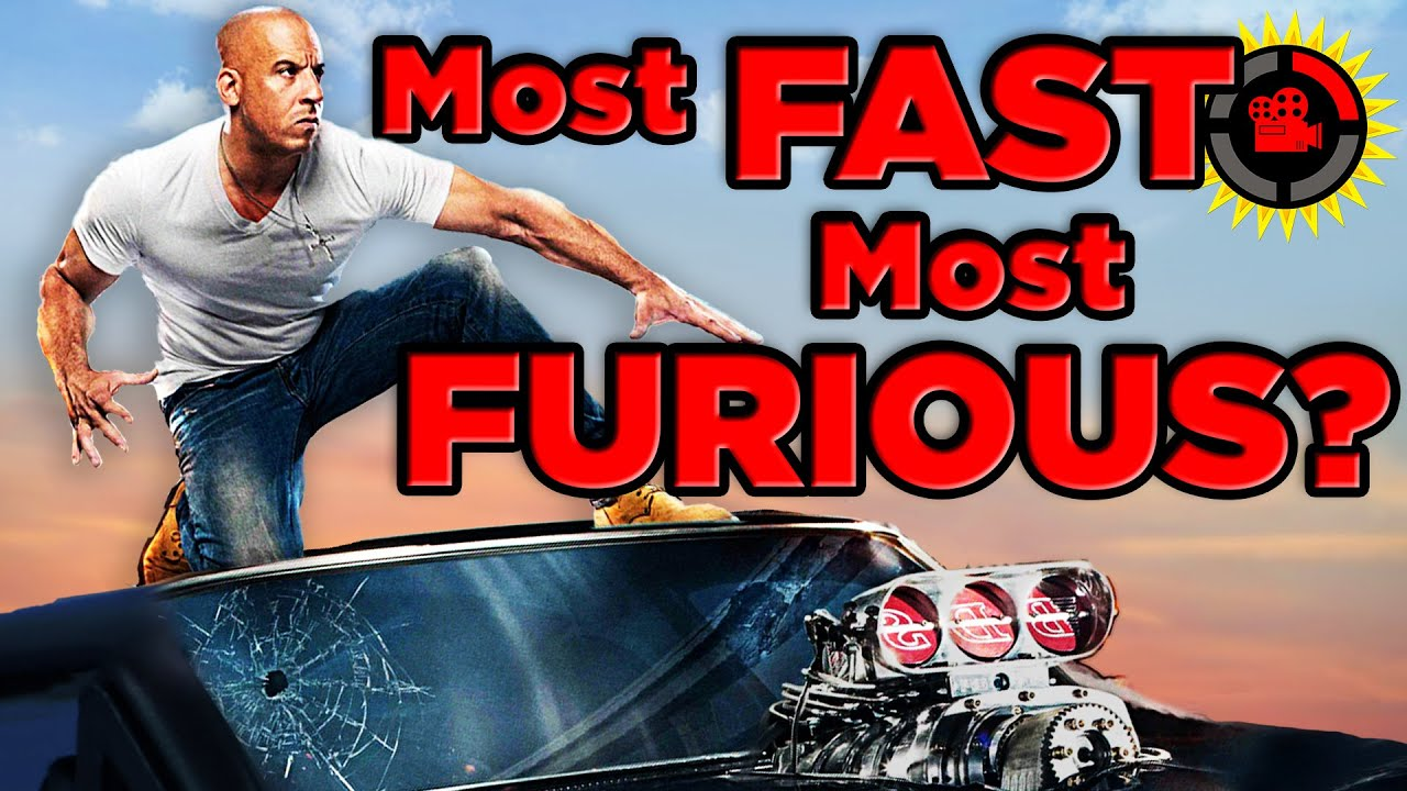 Film Theory: Which Fast and Furious Movie is the FASTEST? (And Why It Matters)