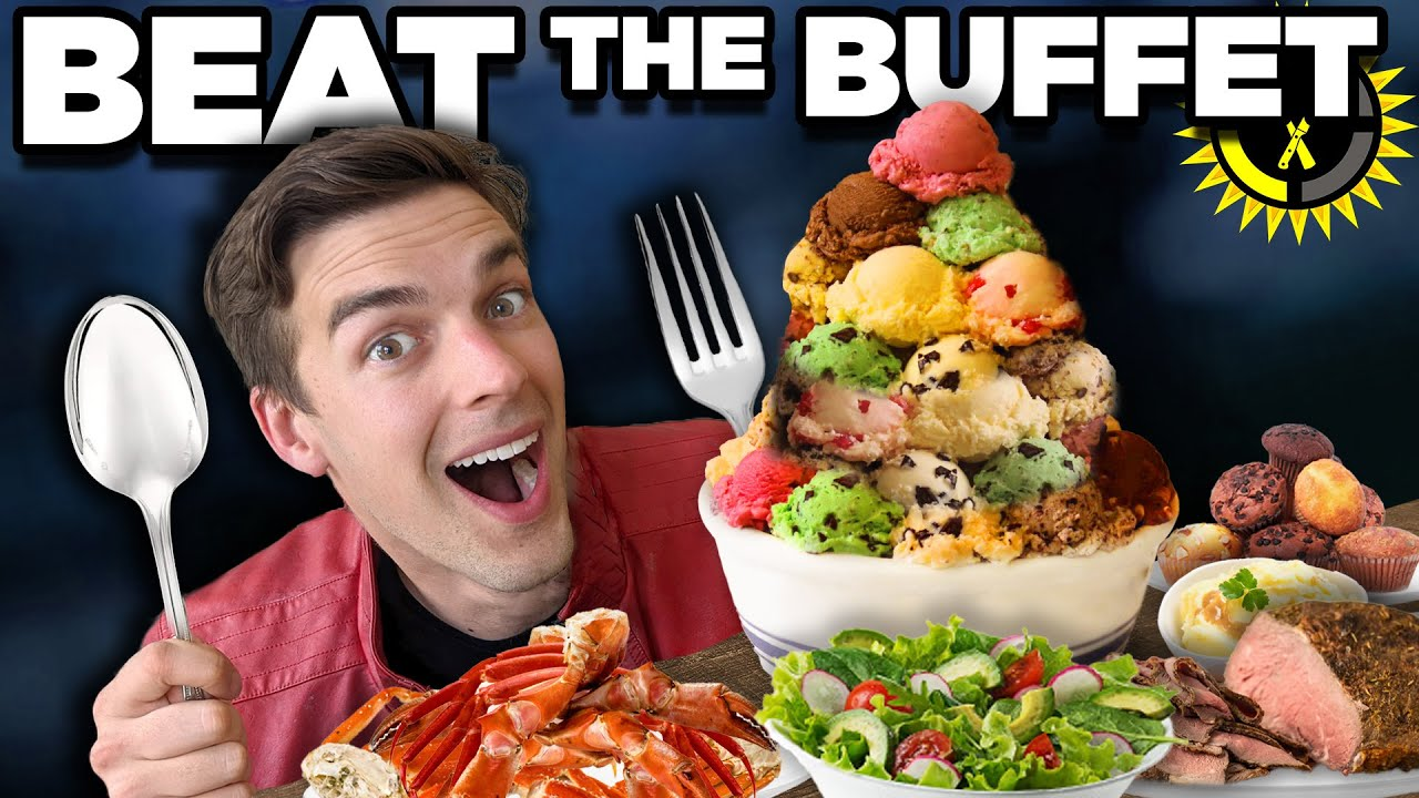 Food Theory: How to BEAT the Buffet (Food Theory's Lost Episode)