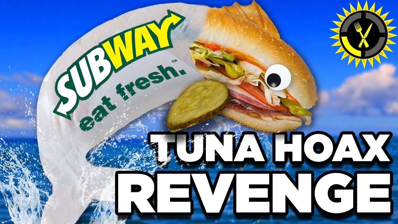 Food Theory: The Subway Tuna Conspiracy Continues…