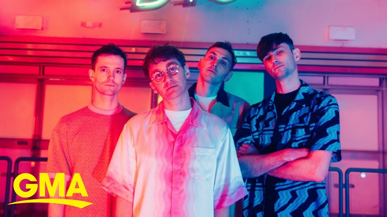 Glass Animals lead singer breaks down meaning behind 'Heat Waves' hit song l GMA
