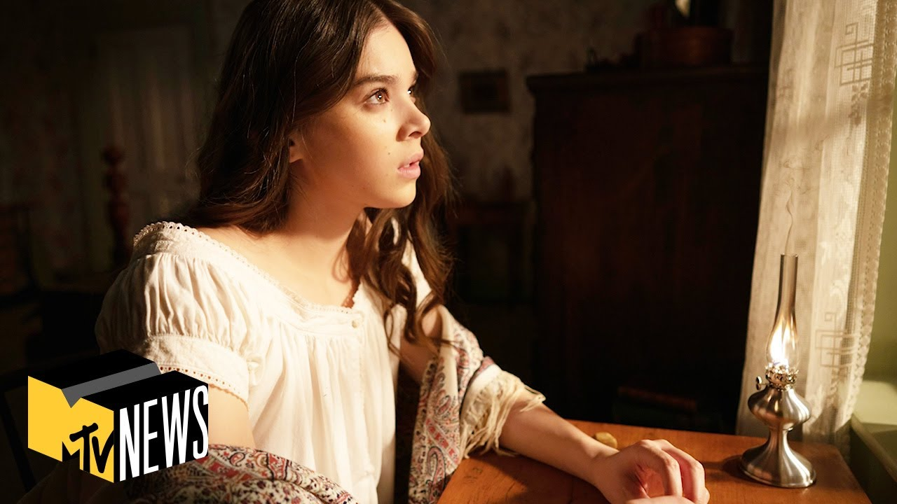Hailee Steinfeld: Top Ways Emily Dickinson Was Ahead of Her Time   MTV News