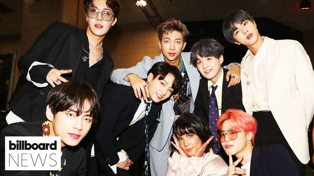 Halsey Says Her Baby is Already A Part of the BTS Army   Billboard News