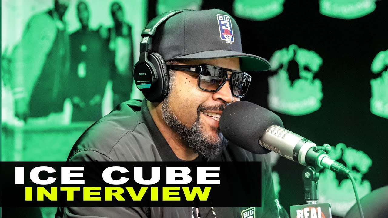 Ice Cube Turned Down 2pac's Role in Poetic Justice, Talks Big3, Clippers, and More in New Interview