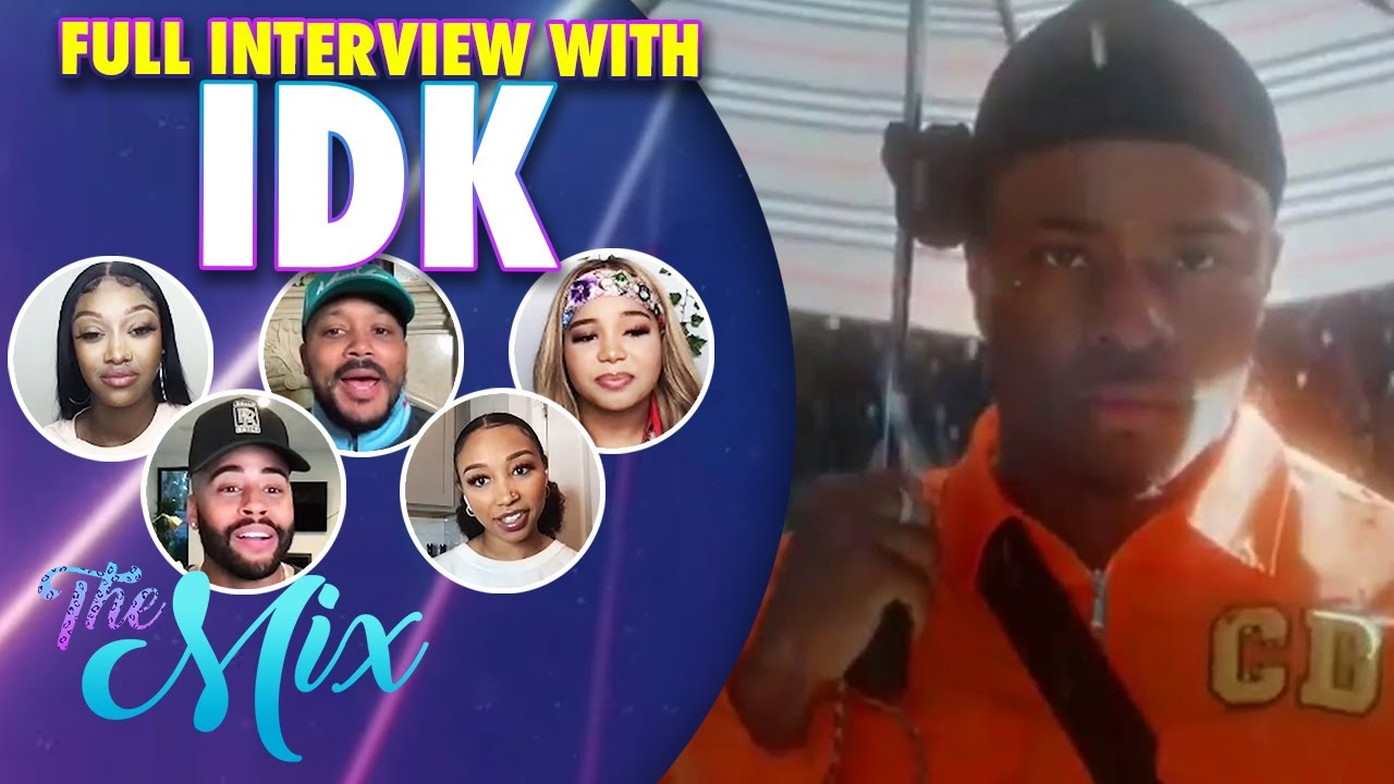 IDK FULL Interview | The Mix