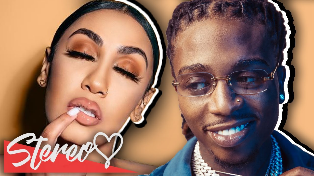 """Jacquees ft. Queen Naija – Bed Friend 😍 (Lyrics) """"best friend to my bed friend"""""""
