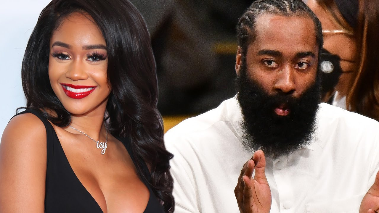 James Harden Reacts To Rumor That He CashApp'd Saweetie $100k To Go On A Date With Him