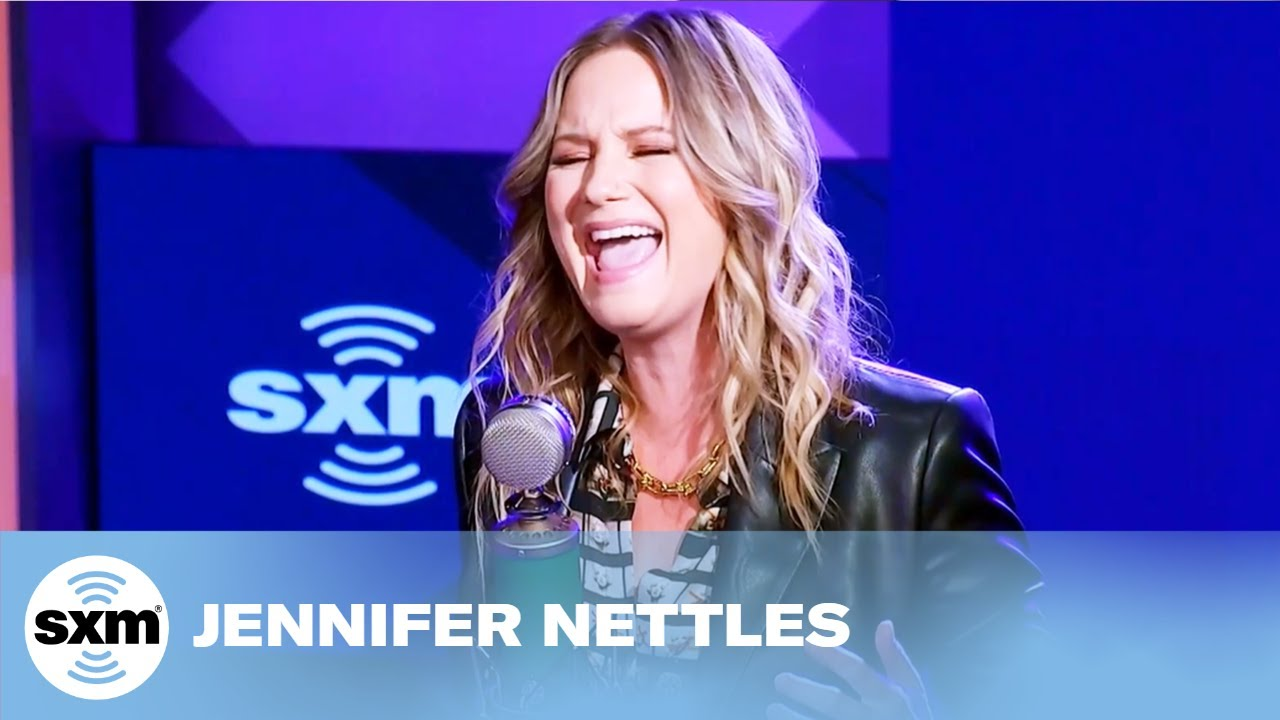 "Jennifer Nettles – ""Wait For It"" ('Hamilton' Cover) [LIVE @ SiriusXM]"