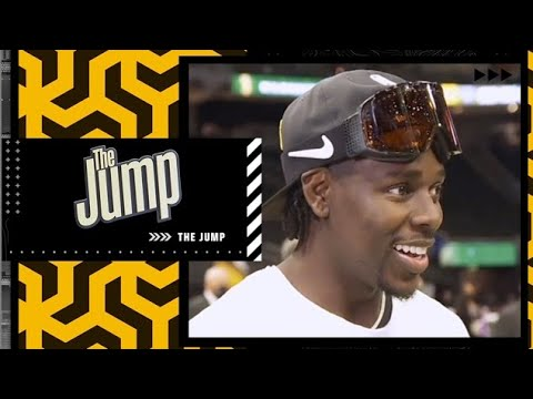 Jrue Holiday reflects on winning his first NBA title | The Jump
