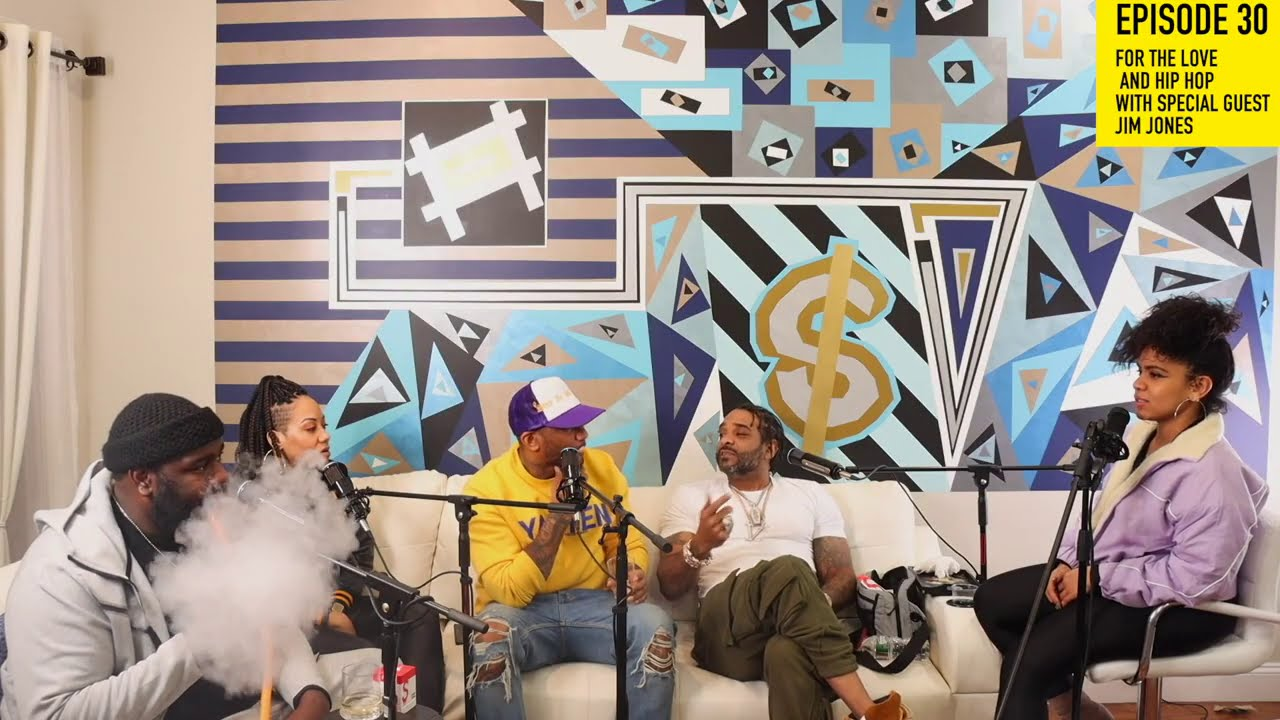 KITCHEN TALK – EP 30 Maino has Jim Jones In The Kitchen, Maino Gets High and Talk Hip Hop and Life