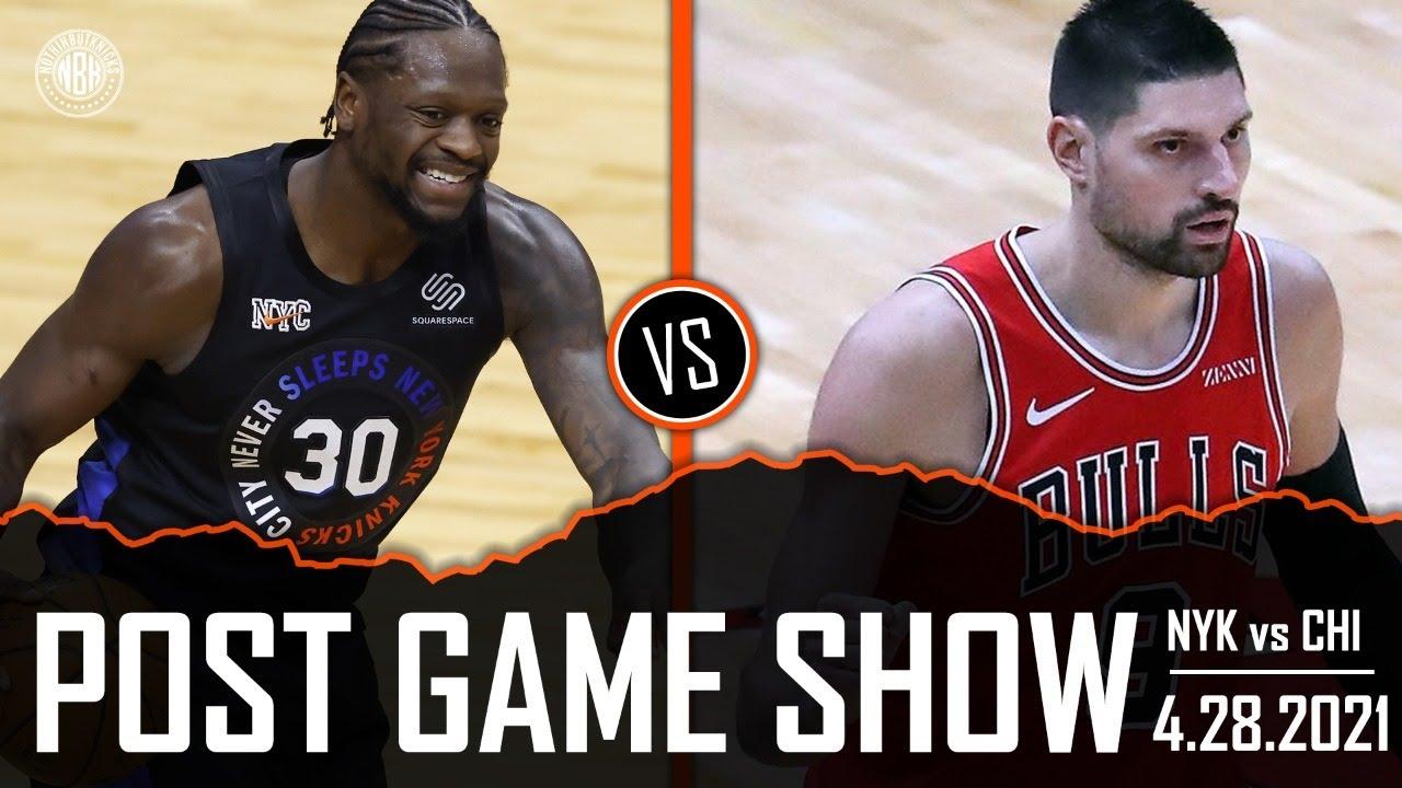 Knicks begin another winning streak! | New York Knicks vs Chicago Bulls Post Game Show