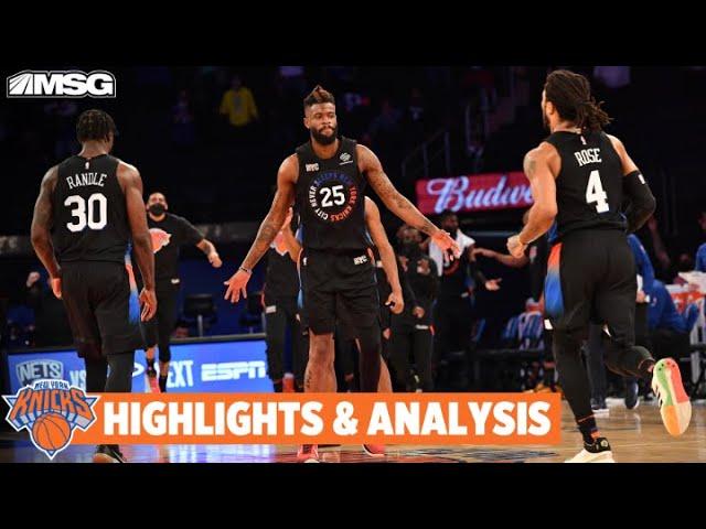 Knicks Win 6th Straight vs Pelicans in OT   New York Knicks
