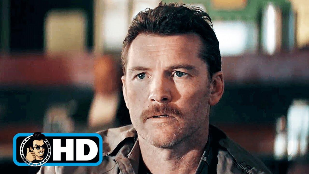 "LANSKY Clip – ""How Did You Evade The Feds"" + Trailer (2021) Sam Worthington"