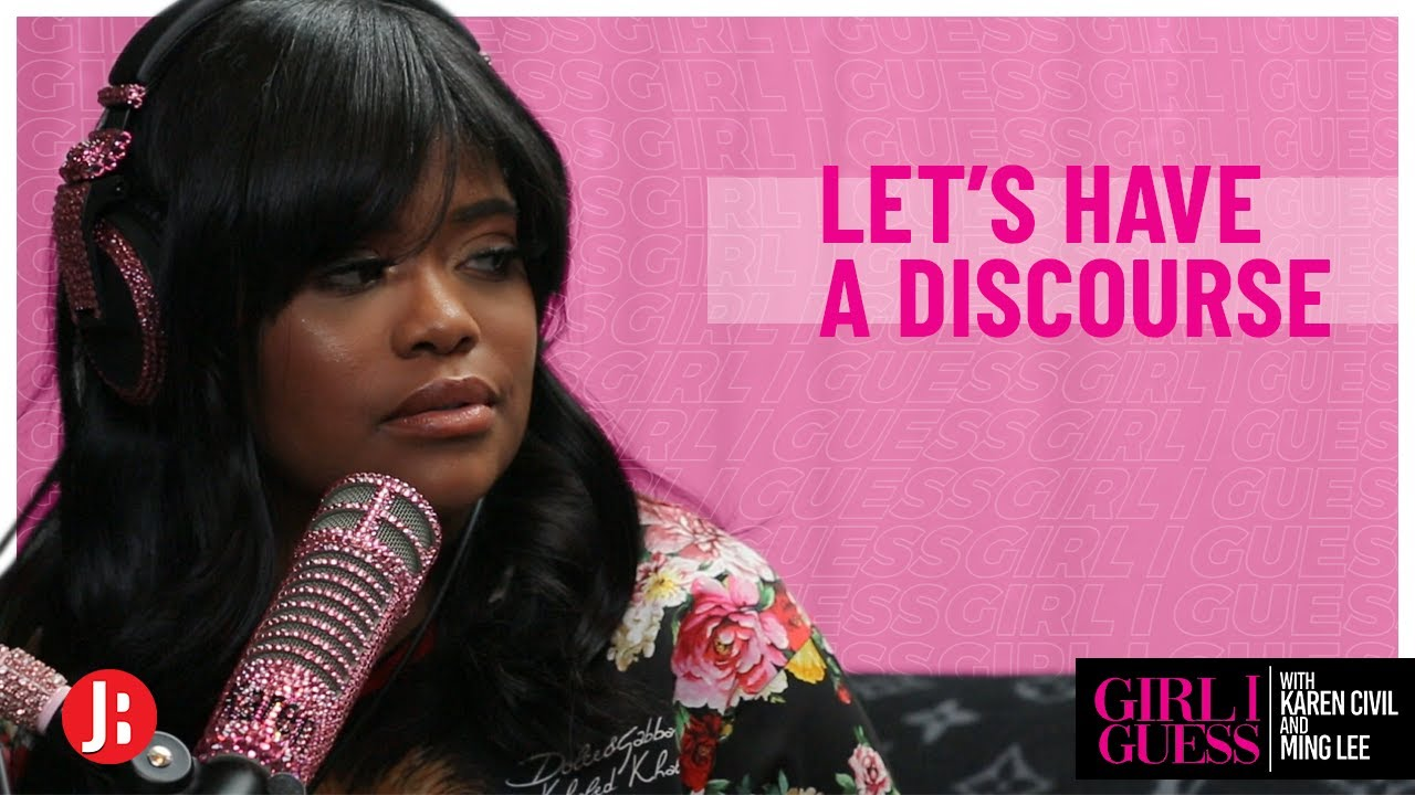 Lets Have A Discourse | Girl I Guess
