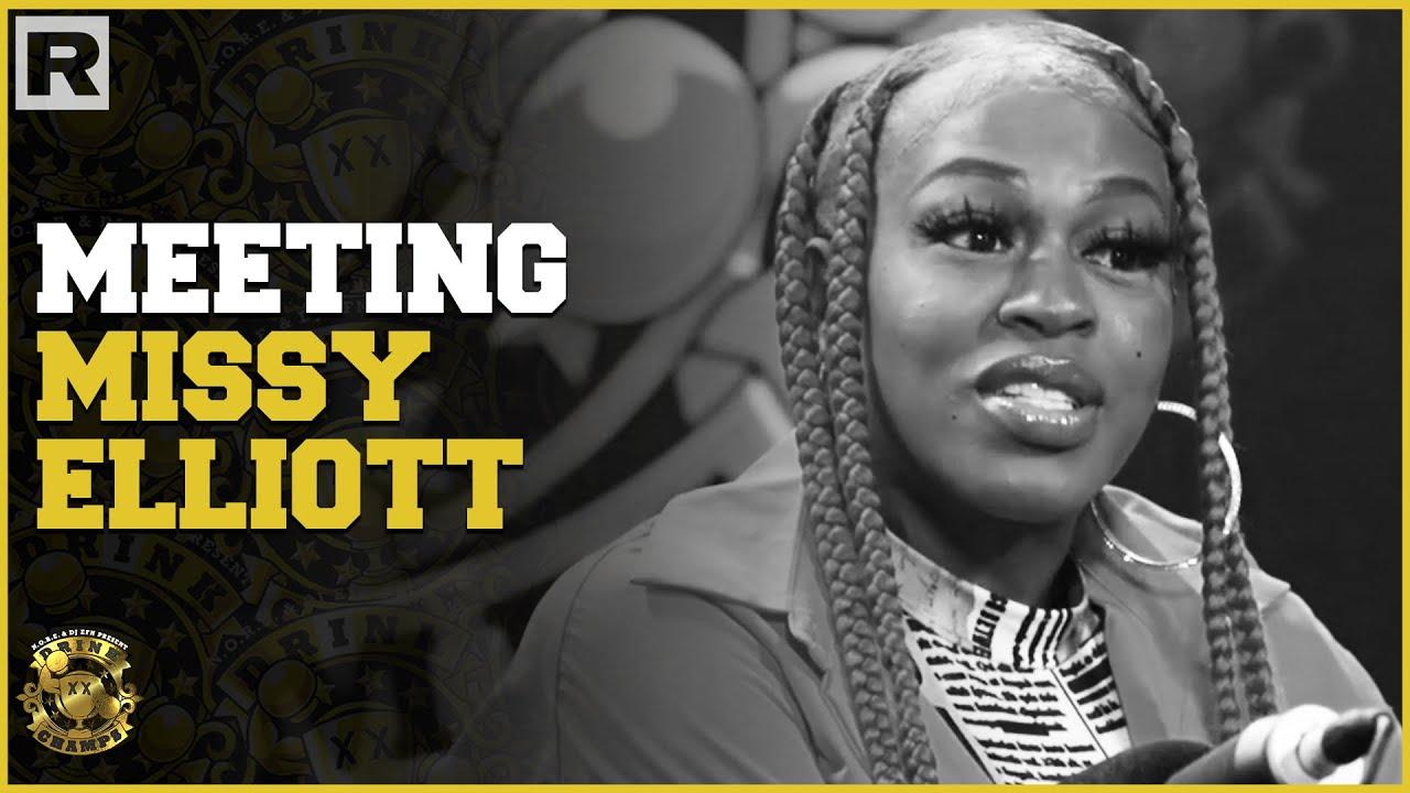 Lil Mo Talks How She Meet Missy Elliott