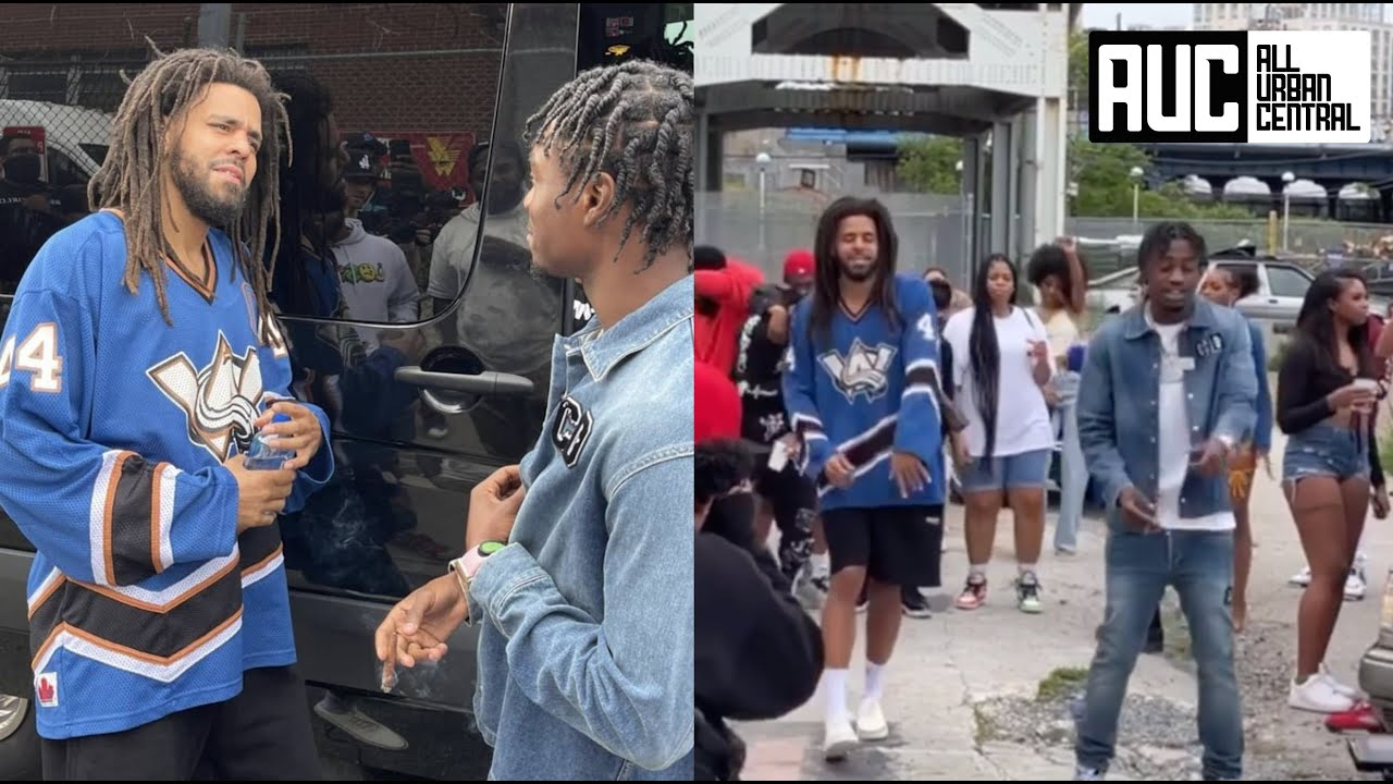 Lil Tjay Brings J Cole To The Trenches Of New York