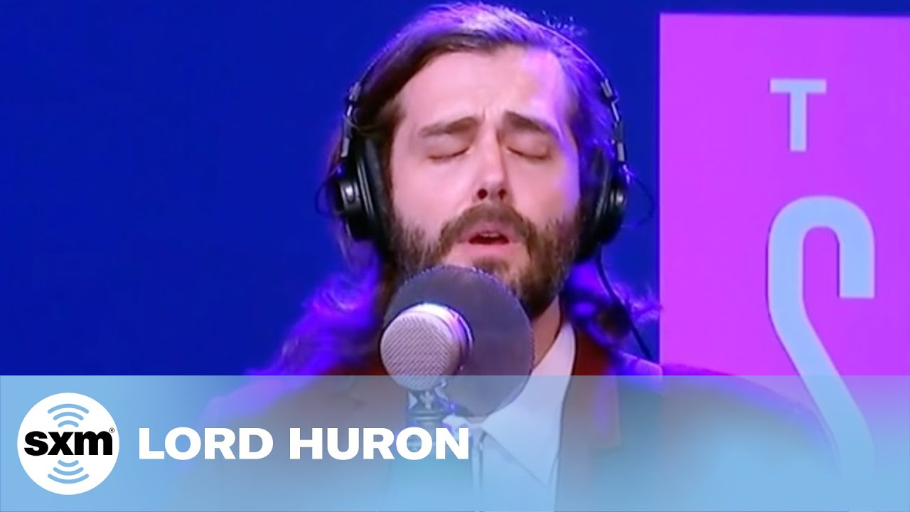 Lord Huron — Moody River (Chase Webster Cover) [LIVE for SiriusXM] | The Spectrum