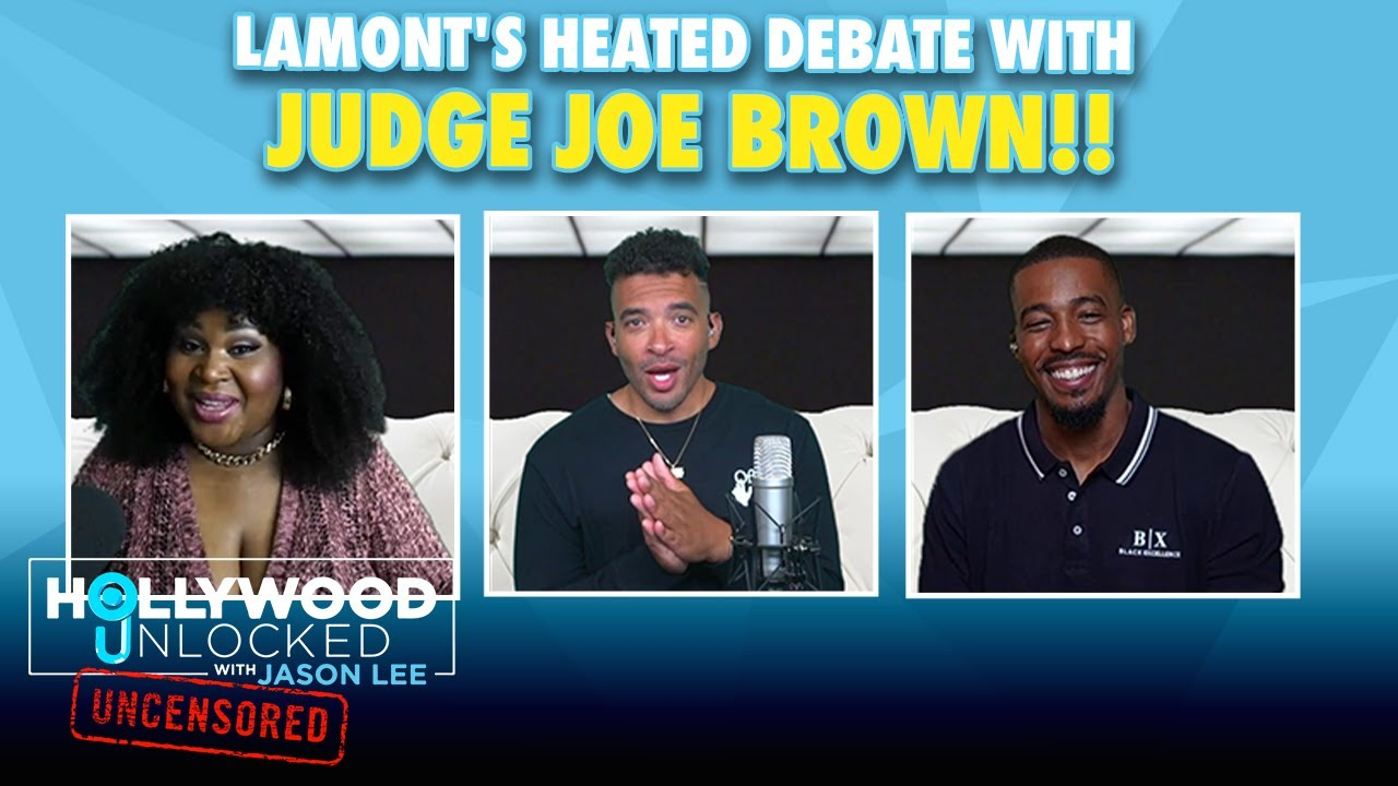 Marc Lamont Hill In Debate With Judge Joe Brown On Bill Cosby | Hollywood Unlocked UNCENSORED