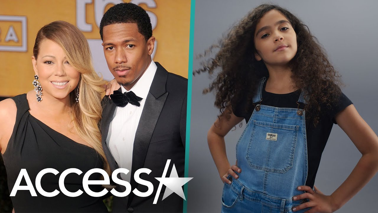 Mariah Carey & Nick Cannon's Daughter Monroe Makes Modeling Debut