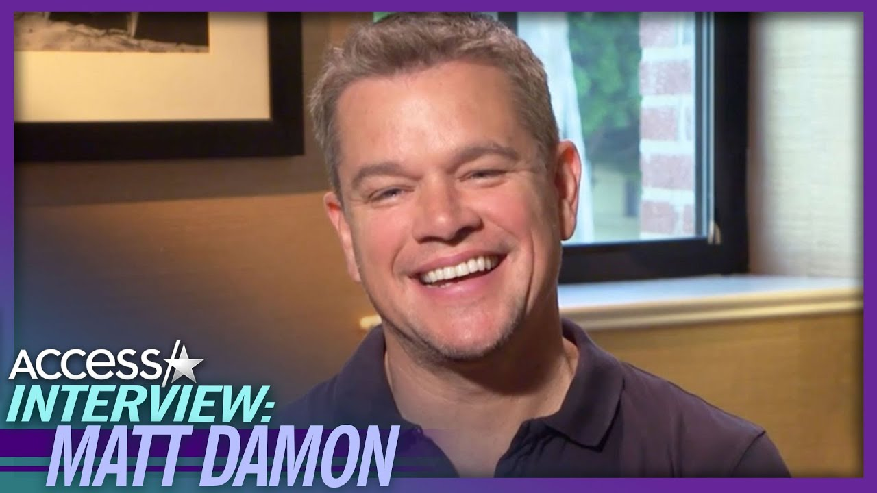 Matt Damon Recalls Ben Affleck Sleeping On His Couch Pre-Fame