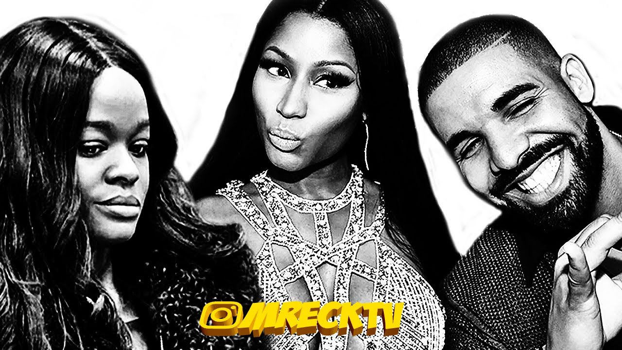 Nicki Minaj Nose Candy Habit EXPOSED On Ig Live W/ Drake|Pointed Out By Azelia Banks (Allegedly)