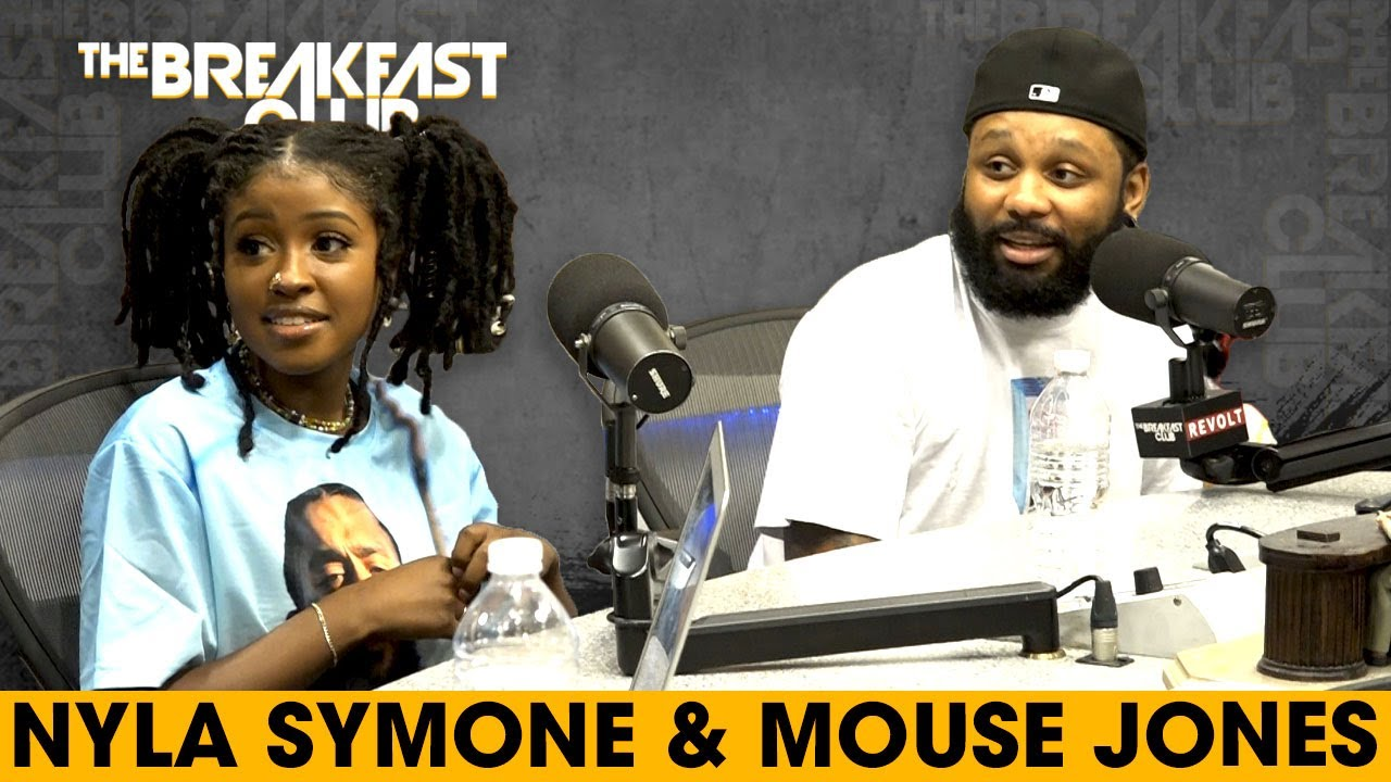 Nyla Symone & Mouse Jones Discuss New Hip-Hop Culture, Queens Of Rap, Their New Podcast + More