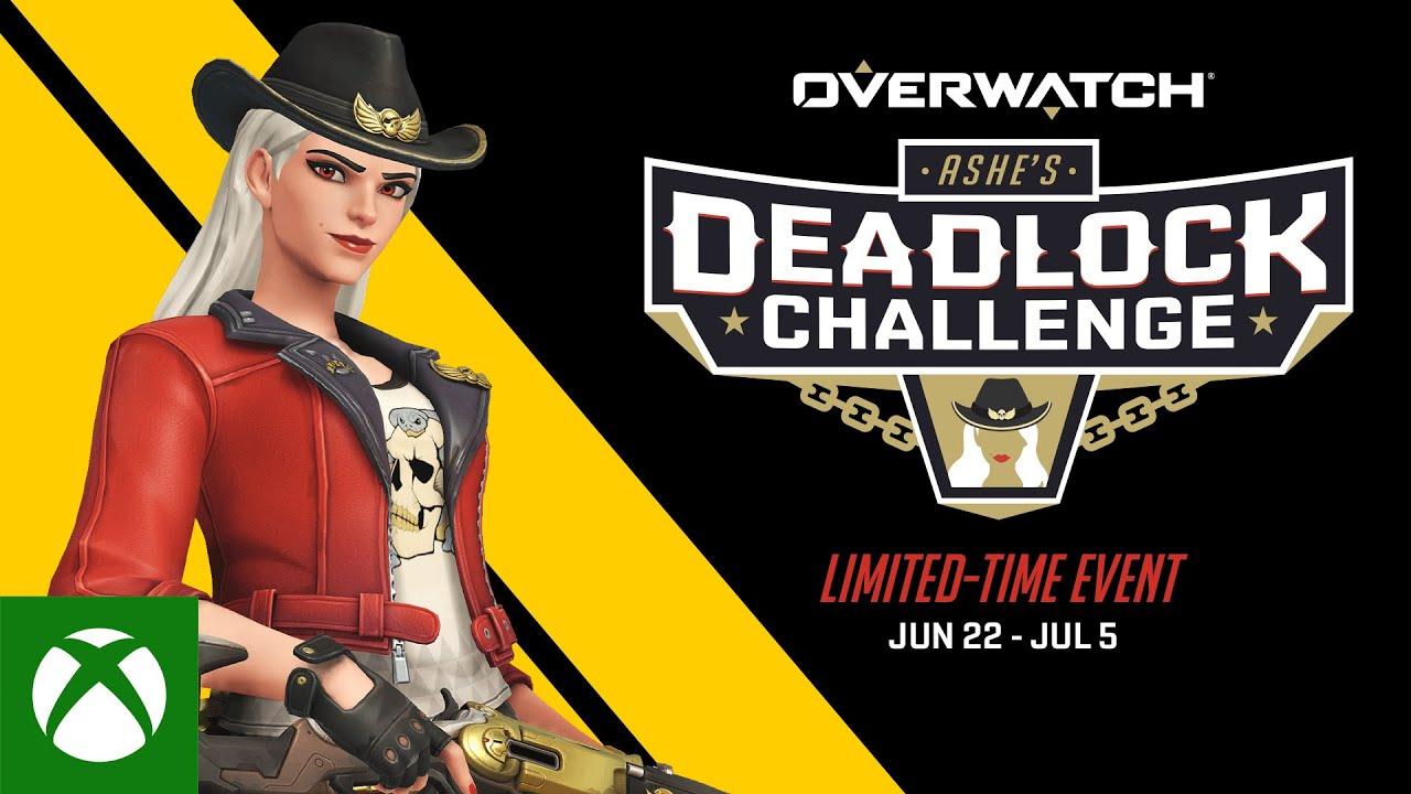 Overwatch | Ashe's Deadlock Challenge