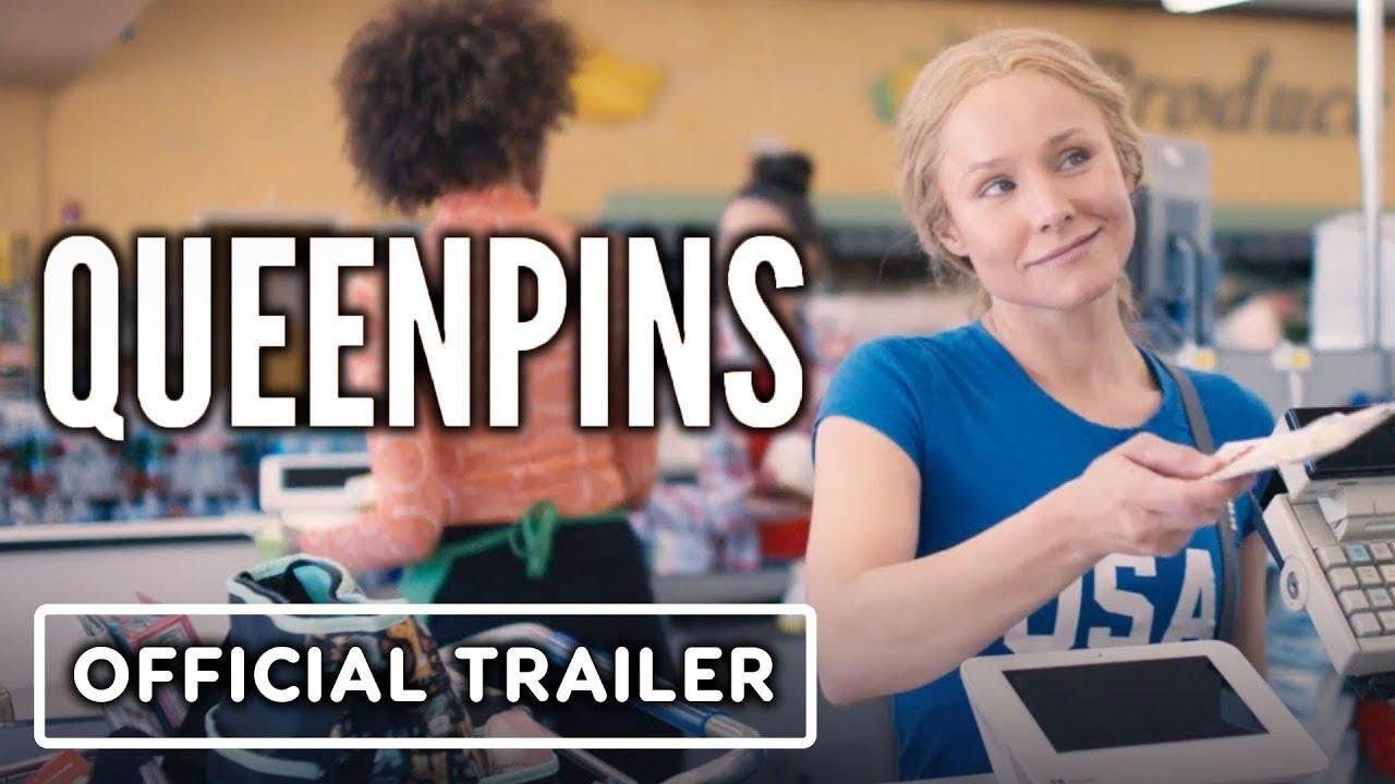 Queenpins – Official Trailer (2021) Kristen Bell, Vince Vaughn, Kirby Howell-Baptiste