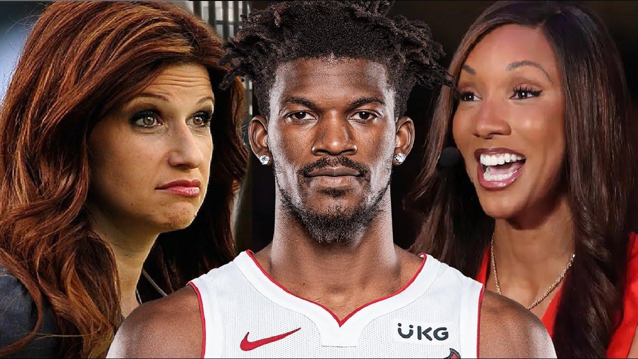 Rachel Nichols BOXING Maria Taylor Wasn't About NBA Finals At All (Karen's Rage) Jimmy Butler Effect