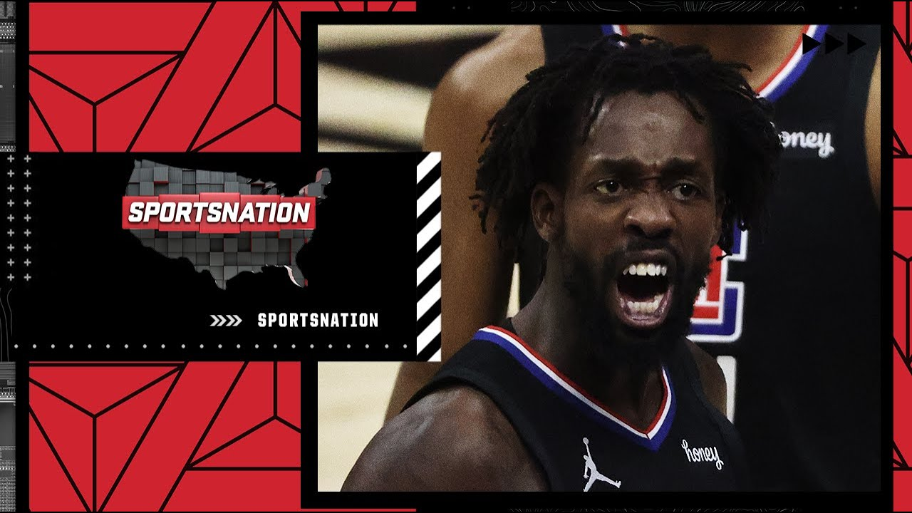 Reacting to Patrick Beverley shoving Chris Paul in Game 6 | SportsNation