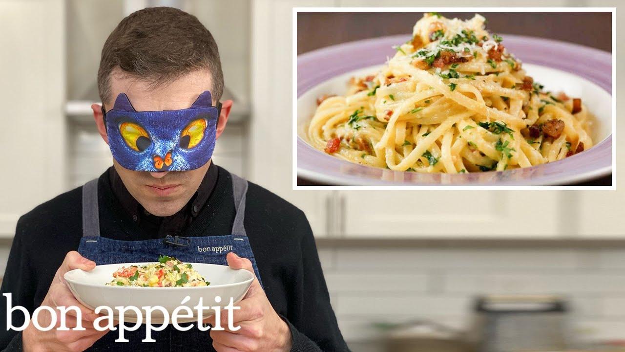 Recreating Rachael Ray's Crab Carbonara from Taste   Reverse Engineering   Bon Appétit