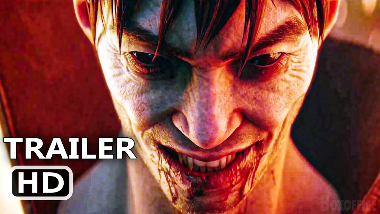 REDFALL Official Trailer (2022)