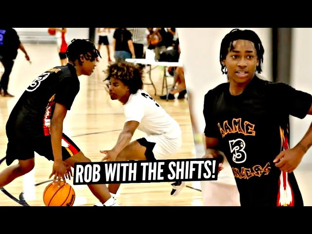 Rob Dillingham Is TOO Damn GOOD! Drops 34 Points!