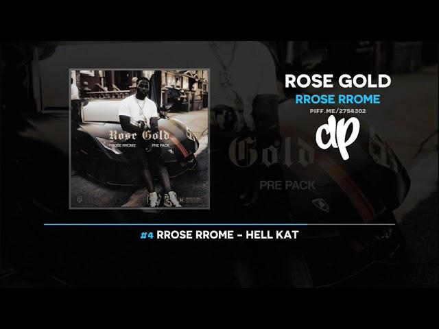 RRose RRome – Rose Gold (FULL EP)