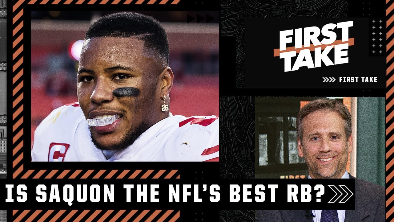 Saquon Barkley is clearly the NFL's best RB, 'way better' than Zeke – Max Kellerman | First Take