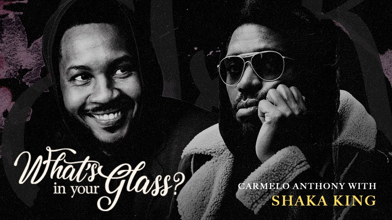 Shaka King on  'Judas and the Black Messiah' and the Creative Process   #WIYG with Carmelo Anthony