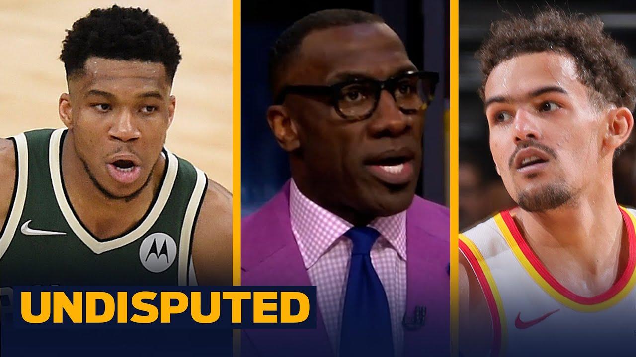 Skip & Shannon predict the winner of GM 2 between the underdog Hawks and Bucks | NBA | UNDISPUTED