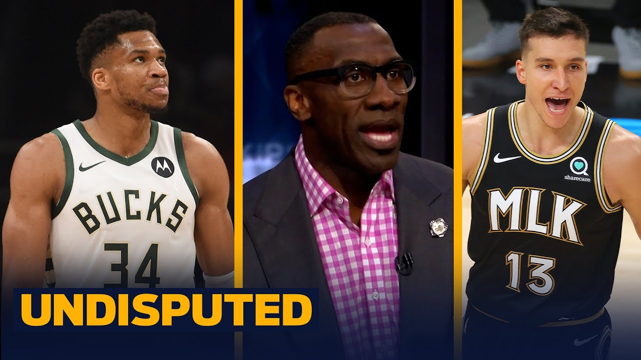 Skip & Shannon react to the Hawks' huge Game 4 win over Bucks, Giannis' injury | NBA | UNDISPUTED