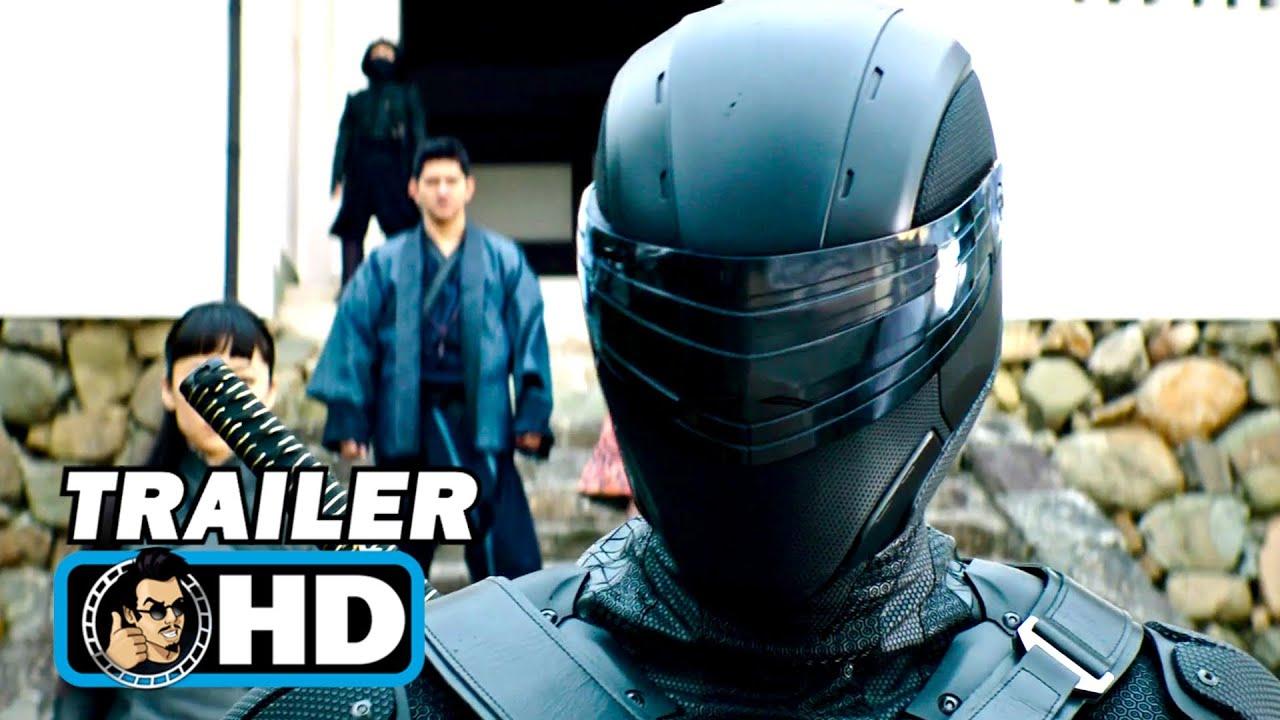 SNAKE EYES Trailer #2 (2021) G.I. Joe Movie HD