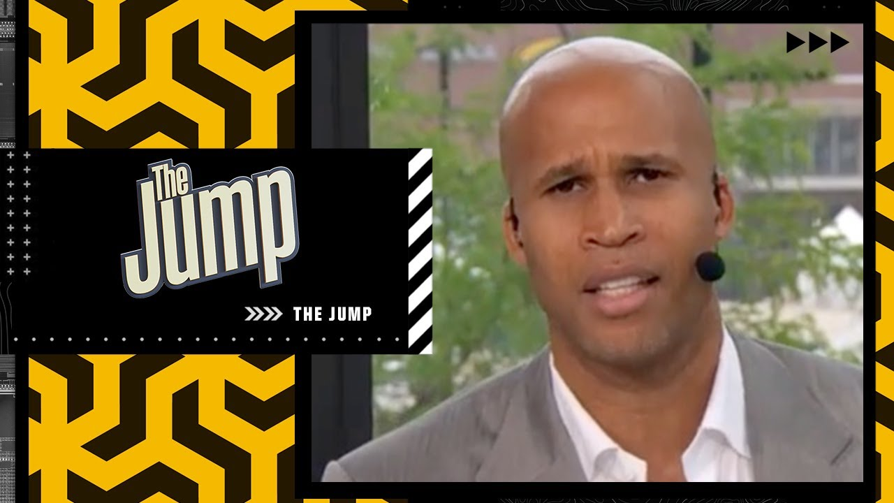 'SUNS IN 6!' – Richard Jefferson isn't changing his outlook on the series | The Jump