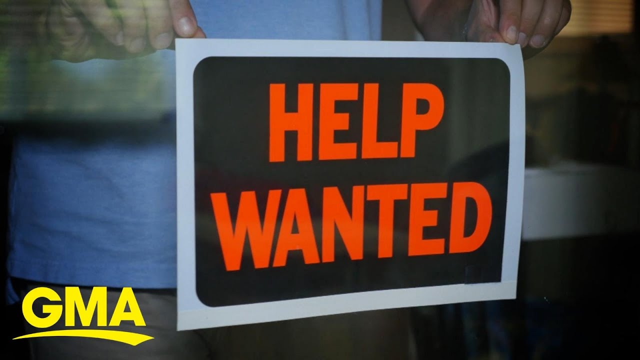 Teenagers are stepping up and cashing in while companies scramble to fill jobs l GMA