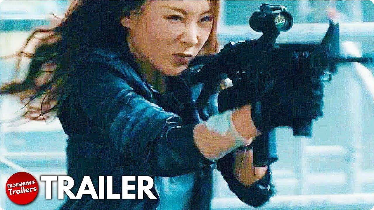 THE FATAL RAID Trailer (2021) Patrick Tam Action Movie