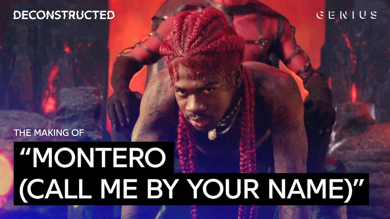 """The Making Of Lil Nas X's """"MONTERO (Call Me By Your Name)"""" With Take A Daytrip 