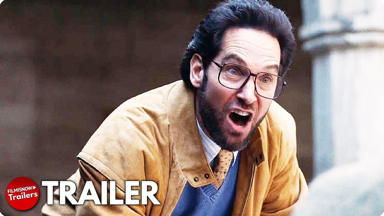 THE SHRINK NEXT DOOR Teaser Trailer (2021) Will Ferrell, Paul Rudd Dark Comedy Series