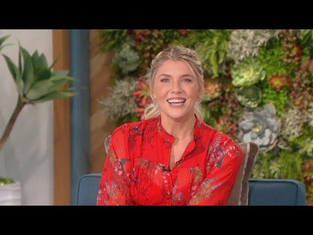 The Talk – Amanda Kloots' Full Circle Moment Honoring Husband