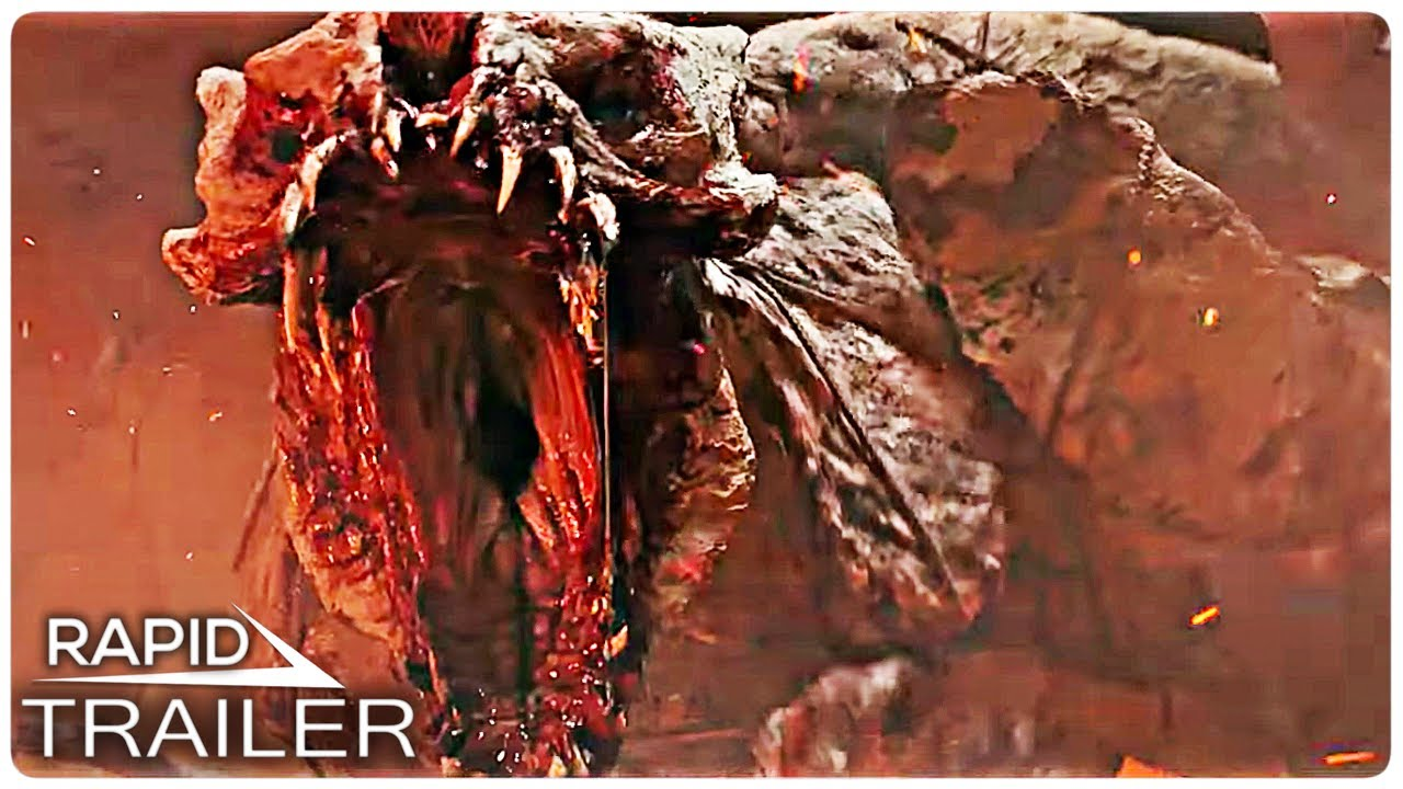 THE TOMORROW WAR Official Trailer #2 (2021) Chris Pratt, Sci-Fi Movie HD