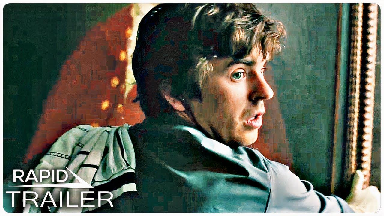 THE VAULT Official Trailer (2021) Thriller Movie HD