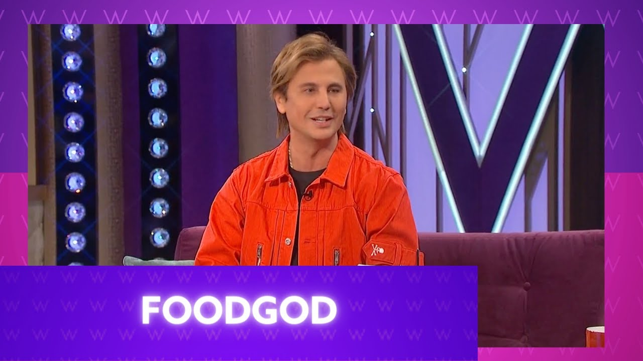 The Year of Foodgod!